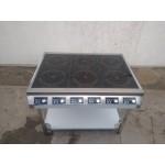 Индукционная плита 6-х конфрочная